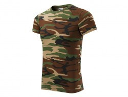 Tričko maskáčove Camouflage unisex