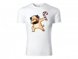 Tričko Pes unisex