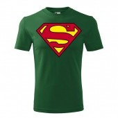 Tričko SUPERMAN unisex