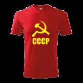Tričko CCCP unisex