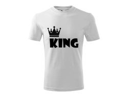 Tričko KING pánske