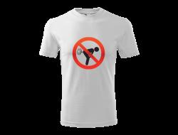 Tričko NEPRĎ unisex