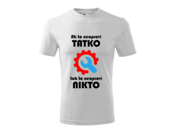 Tričko OTEC OPRAVÁR unisex